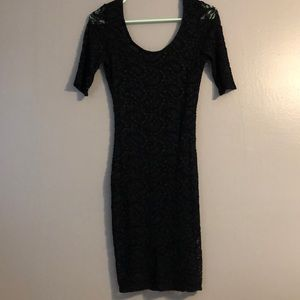 Dresses & Skirts - HOT lace 3/4 sleeve dress